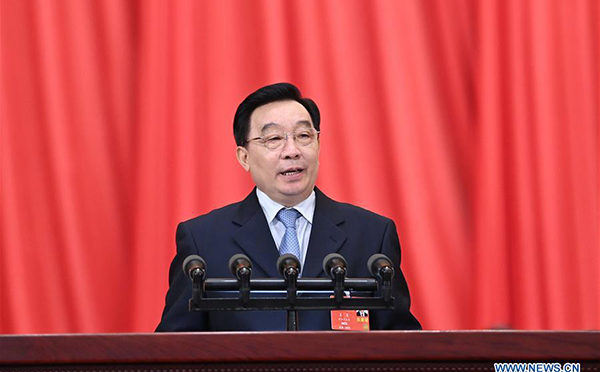 Chinese lawmakers deliberate draft civil code