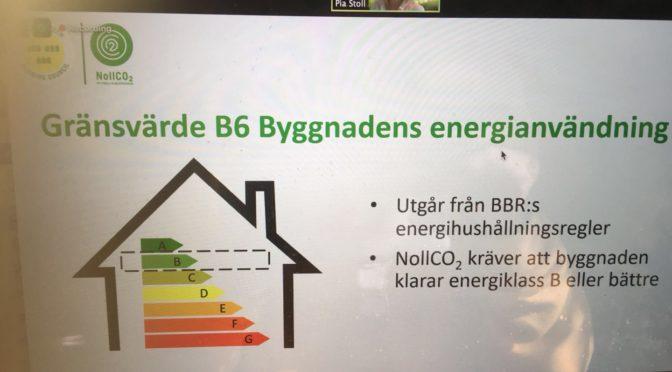 瑞典绿色建筑委员会推出零排放建筑许可制度