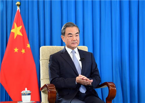 王毅外长就中美关系接受新华社专访