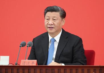 习近平:新疆脱贫攻坚成绩显著