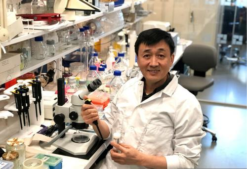 瑞典华人科学家曹义海实验用抗癌药物治疗新冠重症效果显著