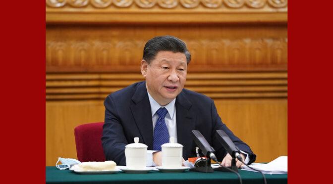 第一报道丨从习主席这些话里,感知推动世界和平发展的中国力量