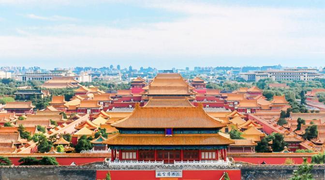 中国故宫与瑞典王宫谁美?