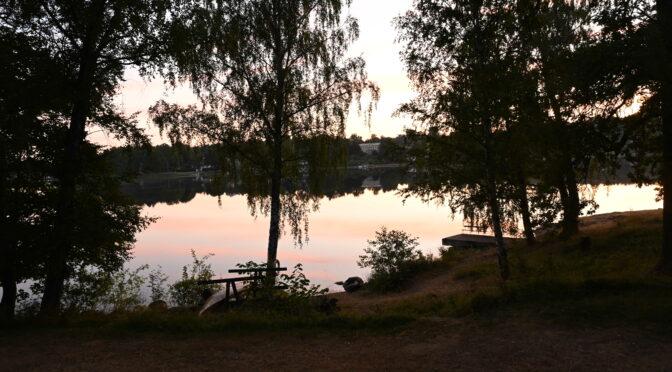 瑞典今年9月中下旬的气温已经恢复到4月份的气温了