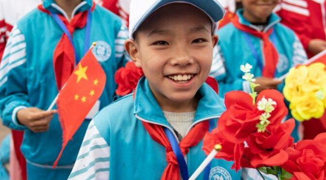 北京冬奥会主题口号出炉:一起向未来!