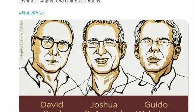 """诺贝尔经济学奖有着与其他""""兄弟姐妹""""不同的""""性格特点"""""""
