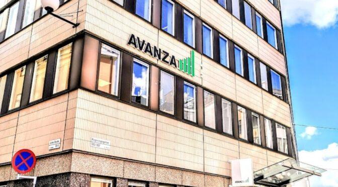 Avanza CEO: 增长仍在继续